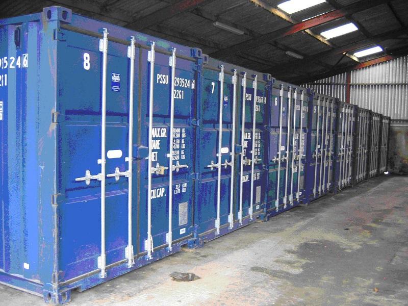 Warehouse and Shop Facilities